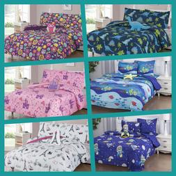 1 SET COMFORTER MANY DESIGNS BOYS & GIRLS / TEENS SHEET PILL