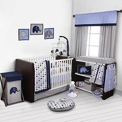 10 pc crib set incl Bumper Pad Nursery Bedding New Born Chil