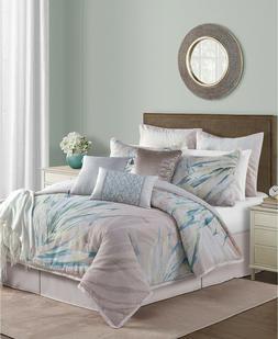 Sunham 10 Piece Full Comforter Set Havana E92296