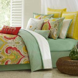 Echo Design 100% Cotton 4pcs Comforter Set  - Brand New