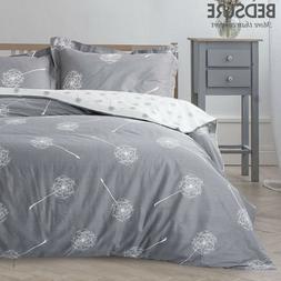 Bedsure 100% Cotton Floral Duvet Cover Sets Reversible Comfo