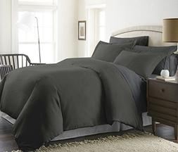 Bed Alter 1000 Thread Count Duvet Cover Set 3 Piece with Zip