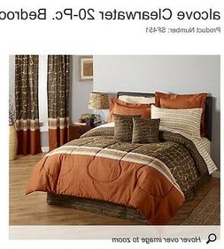 20pc bed set brand new in bag full size