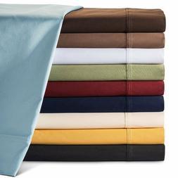 2600 Series 400TC Wrinkle-Free Super soft 4pc Bed Sheet Set