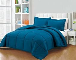 3 piece ultra soft down alternative comforter
