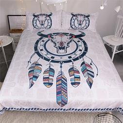 3D Bedding Set Dreamcatcher Bohemia Comforter Cover Duvet Co
