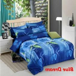 3D Print Duvet Covers Bedding Set Comforters Quilt Bed Sheet