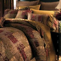 Croscill 4-pc Galleria Chenille Generously Oversized Queen C