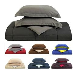 7 piece bed in a bag comforter