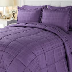 JOY 7-piece Sheet and Comforter Set with Warm and Cool Temp