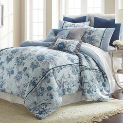 8 piece comforter set bedding reversible elegant
