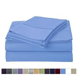 Audley Home 800 Thread Count Sheet Set  100% Long Staple Egy