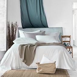 Bed Sheet Set, Brushed Microfiber 1800 Bedding Collection Se