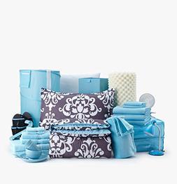 Dorm It Up - The Good Life Set - Twin XL College Dorm Room B