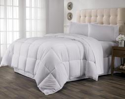 Hanna Kay Luxurious Queen Comforter Down Alternative Duvet C