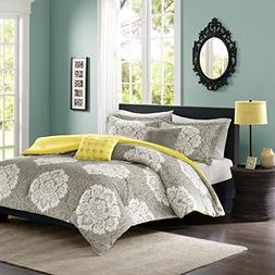 Intelligent Design Tanya Full/Queen Size Bed Comforter Set -