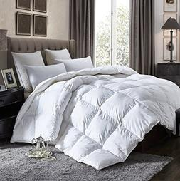 Luxurious California King Size Lightweight GOOSE DOWN Comfor