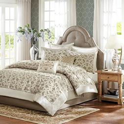 MADISON PARK SIGNATURE Kingsley Queen Size Bed Comforter Set