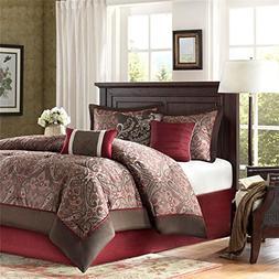 Madison Park Talbot King Size Bed Comforter Set Bed In A Bag