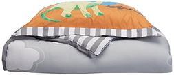 Mi-Zone Kids Dinosaur Dreams Twin Kids Bedding Sets For Boys