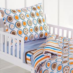 Mod Sports Toddler Bedding Set