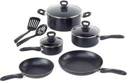 Wearever - Comfort Grip Cookware Set - Black