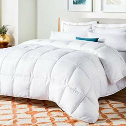 Ultra-soft All-Season Hypoallergenic Reversible Comforter Ma