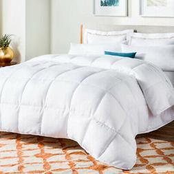 Alternative Quilted Comforter Corner Duvet Tabs Hypoallergen