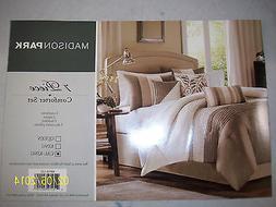 amherst california king amherst 7 piece comforter