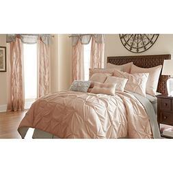 Amrapur Overseas 24-Piece Pintuck Comforter Set