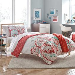 Aria 7-Piece Reversable Twin/Twin XL Comforter Set