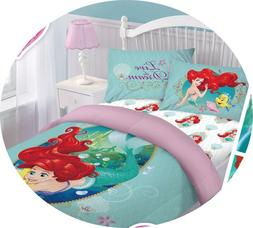 DISNEY CARTOONS BEDDING BED COMFORTER SET KIDS TEENS GIRLS A