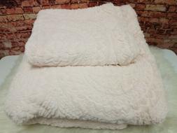 Madison Park Arya Full/Queen Size Bed Comforter Set - Blush,