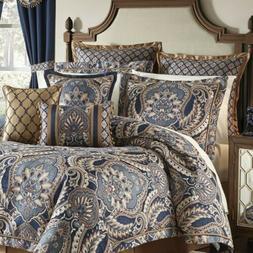 Croscill Aurelio Queen 4 Piece Comforter Set