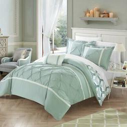 Chic Home Avee Reversible Comforter Set