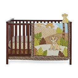 4 Piece Baby Crib Bedding Sets, for Girls, for Boys