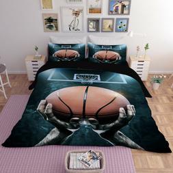 Basketball Boy Sports  Duvet/Quilt/Comforter cover pillowcas