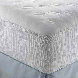 Beautyrest Soft Cotton Top Mattress Pad Protector Cover Comf