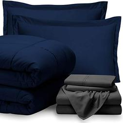 7-Piece Bed-In-A-Bag - Full