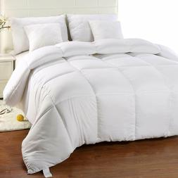 Bedding Comforter Duvet Insert - Quilted Comforter with Corn