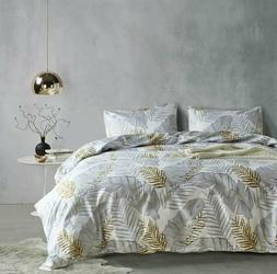 HGmart Bedding Comforter Set Bed In A Bag 5Pcs 100% Polyeste