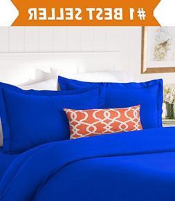 Elegant Comfort #1 Best Bedding Duvet Cover Set! 1500 Thread