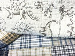 Cozy Line Home Fashions Jurassic Park Dinosaur Benjamin Plai