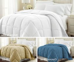 Best Lightweight Down Alternative Comforter with Corner Tabs