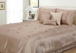 Bohemia 7pc Comforter set - Queen Size