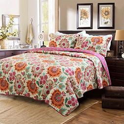 Brandream Bohemian Bedding Sets Boho Style Comforter Sets 10