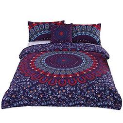 Sleepwish Boho Mandala Bedding Bohemia Exotic Patterns Duvet