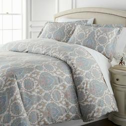 Boho Paisley Reversible Comforter Set
