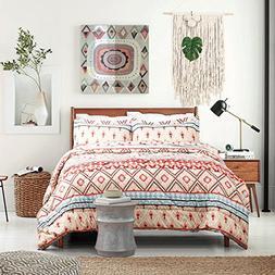 Boho Design Full/Queen Size Comforter Set Down Alternative 3