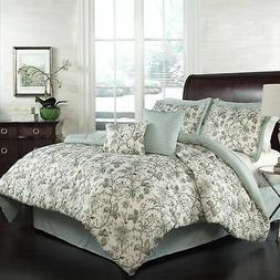 Brand New Traditions by Waverly Felicite 6 Piece Comforter C